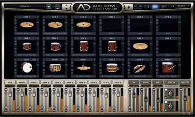 addictive drums ii