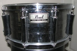 pearl world series snare drum