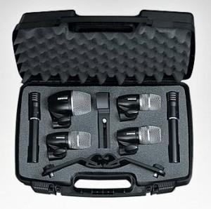 Shure Performance Gear mikrofoni za bubanj