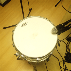 Evans koža za bubnjeve na Crush dobošu